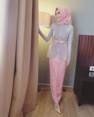 Kebaya Semi Dress