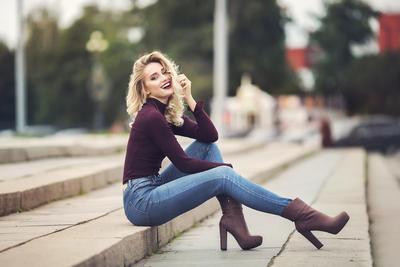 Tips Memilih Celana Jeans yang Pas untuk Tubuh Langsing Agar Makin Kece