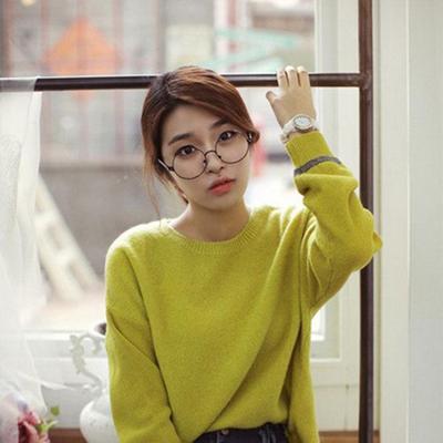 Pilihlah kacamata dengan rangka frame yang tipis