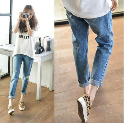 Trik untuk Ilusi Tubuh Jadi Lebih Tinggi dengan Memilih Celana Jeans yang Tepat!
