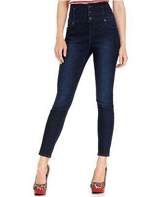 Tips 3: Pilih Celana Berpinggang Tinggi