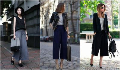 Biar Tampil Beda, Pilihan Model Celana Kulot Ini Bisa Kamu Pakai Ke Kantor Lho!