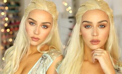 Keren, Brush Make Up Set Ini Wajib Dimiliki Pecinta Game Of Thrones!