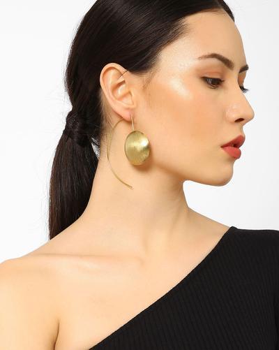 Circular Statement Earrings