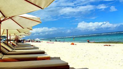 Dengan Harga Murah Kamu Sudah Bisa Nikmati Keindahan Pantai-Pantai di Bali Ini, Lho!