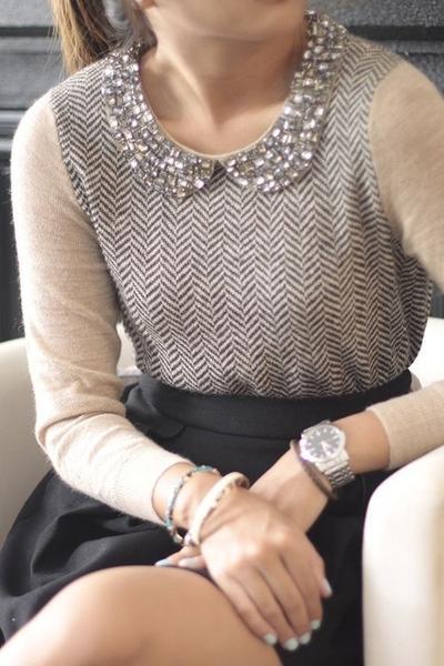 Peterpan Collar Shirt