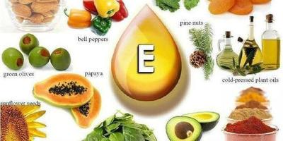 1. Makan Makanan yang Kaya Vitamin E