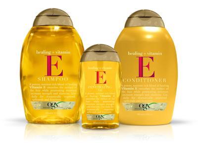 2. Gunakan Sampo Mengandung Vitamin E