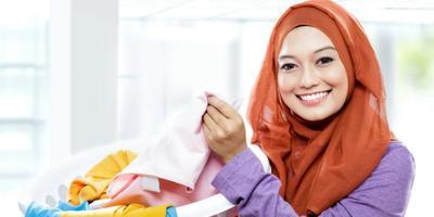 Hindari Penggunaan Deterjen dan Pewangi