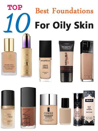 Foundation buat si oily skin!
