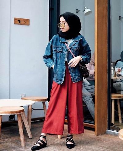 Anti Ribet, Ini Gaya Hijab untuk Remaja yang Kekinian Banget