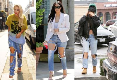 Inspirasi Mix and Match Ripped Jeans Ini Bisa Bikin Kamu Semakin Fashionable Lho!