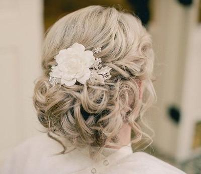 Up Do Curly