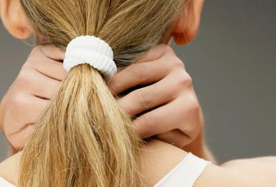 Kuncir dan Gerai Rambut