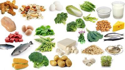 Makan Makanan Kaya Protein