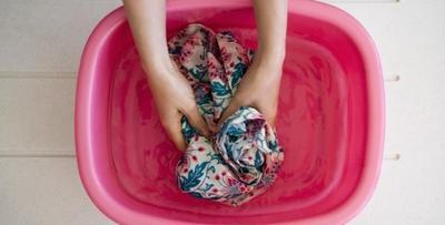 Cuci dengan Tepat