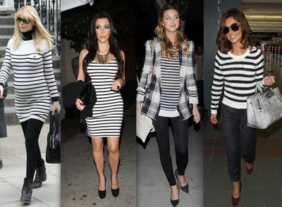Tiru Gaya Para Selebriti Ini Kalau Kamu Mau Tampil Enggak Biasa dengan Striped Shirt!