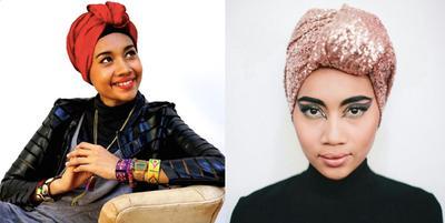 Intip Gaya Hijab Turban ala Yuna, Penyanyi Cantik Asal Malaysia yang Talented Ini