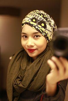 4. Turban with Syal