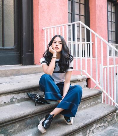 Ladies, Setuju Enggak Kalau 4 Artis Muda Indonesia Ini Paling Modis dan Inspiratif?