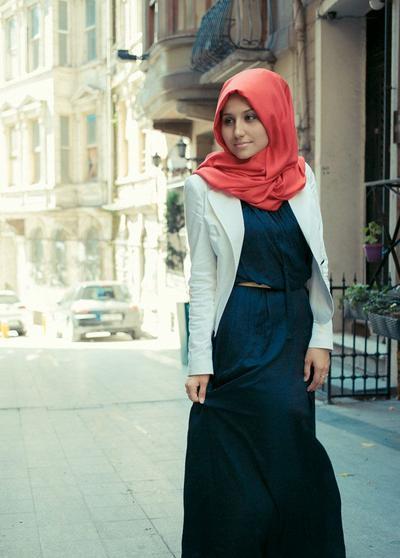 Gaya Hijab Formal