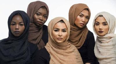 Pilih Hijab Sesuai Warna Kulit