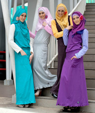 Usia Menentukan Pilihan Hijab yang Cocok