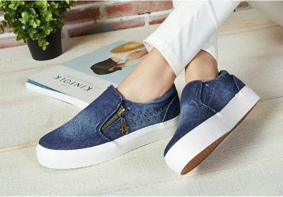 Sneakers Denim