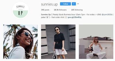 Sunnies Up