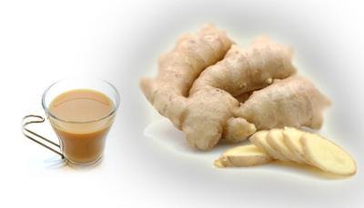 Minum Jahe dan Susu Murni