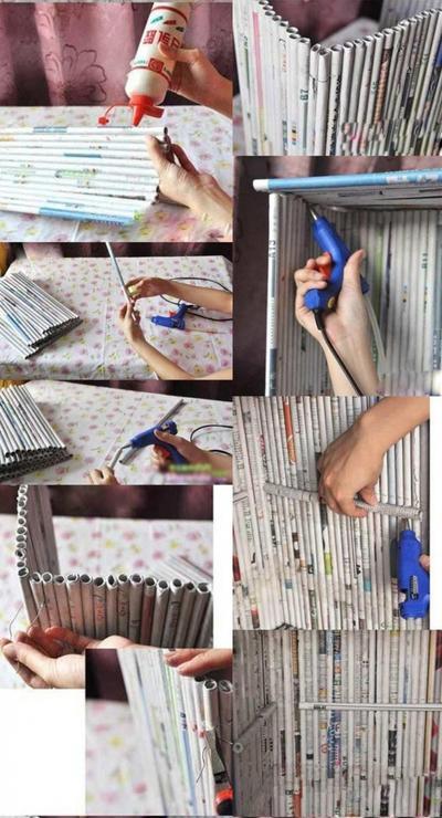 Ini DIY Membuat Lemari Pakaian untuk Anak Kost dengan Bahan-bahan yang Tak Akan Kamu Duga!