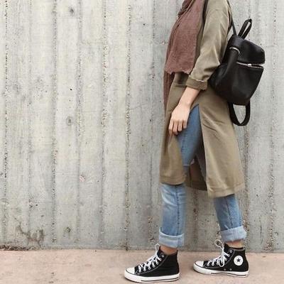 Tips Fashion Hijab ke Kampus untuk Kamu yang Bertubuh Kurus
