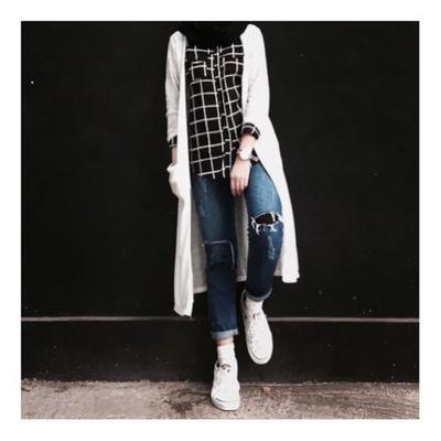 Bikin Ilusi Tubuh Berisi, Terapkan Tips Memilih Outfit Hijab yang Tepat untuk Pemilik Tubuh Kurus