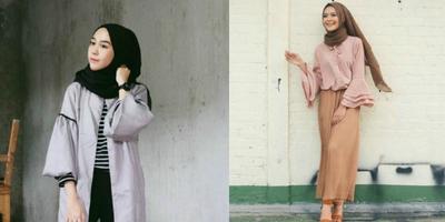 Ini Dia Tips Padu Padan Bell Sleeve Hijab dengan Rok yang Modis dan Kekinian!