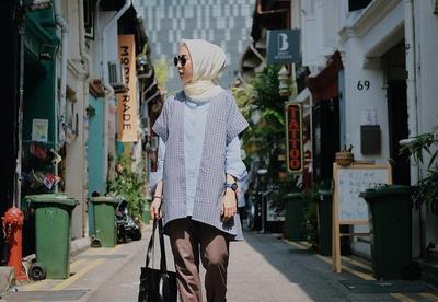 5 Padu Padan Fashion Hijab untuk Ke Kampus yang Simpel Tapi Tetap Stylish