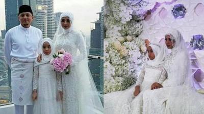Ini Dia 5 Fakta Menarik Make Up Pernikahan Laudya Cynthia Bella