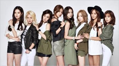 Diantara 8 Personil, Ternyata Ini 5 Member Girl Group SNSD Paling Disukai dan Punya Banyak Fans