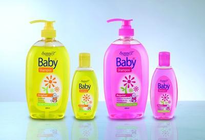 Gunakan Shampoo Bayi
