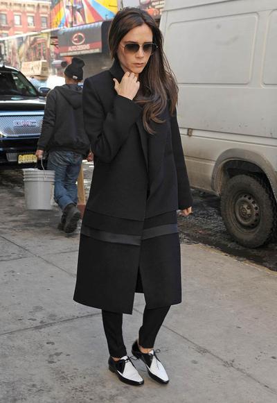 Victoria Beckham: Brogues Shoes