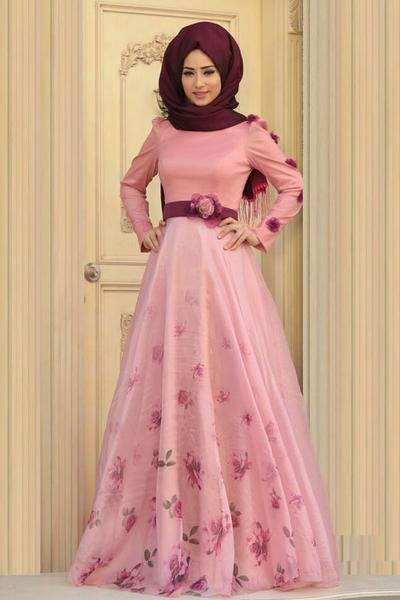 Modis dan Elegan! Ini Dia 7 Inspirasi Gaun Pesta Muslimah dengan Berbagai Warna