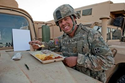 Wih Enggak Nyangka, Ternyata Begini Makanan yang Dikonsumsi Tentara dari Seluruh Dunia