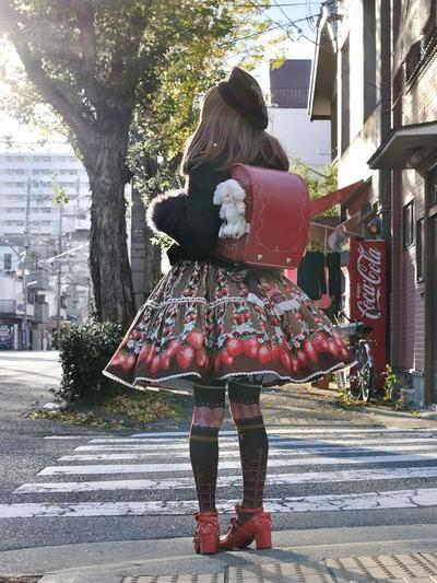 """Pair The Bag with """"Ball"""" Skirt!"""
