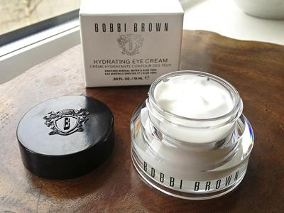 2. Bobbi Brown Hydrating Eye Cream