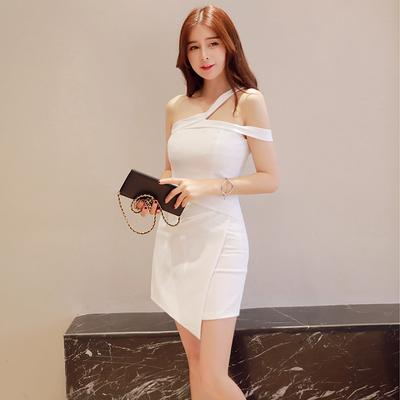 Masih Jadi Tren Kekinian, Yuk Coba Tren Off Shoulder Dress ala Selebriti Korea Berikut!