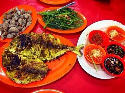 Santiga Seafood