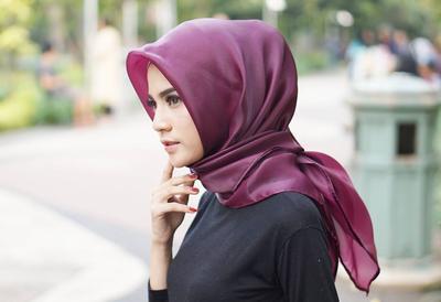 Ternyata, Hijab Organza Juga Punya Banyak Pilihan Model Lho, Mau Coba?