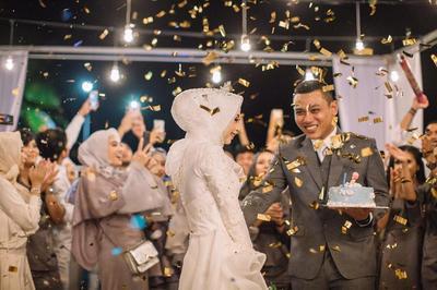 Bisa Jadi Referensi Kamu, Intip Kemeriahan Acara Pernikahan Para Selebgram Hijabers Ini!