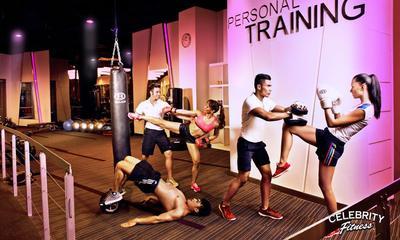 """Semua tentang """"Personal Trainer"""" service di Celebrity Fitness"""