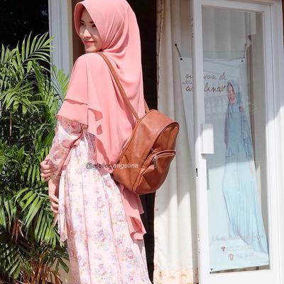 Hijab Bergo untuk Keseharian