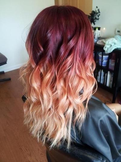 Bagus Banget! Ini 4 Trend Warna Rambut Ombre yang Sesuai dengan Warna Kulit